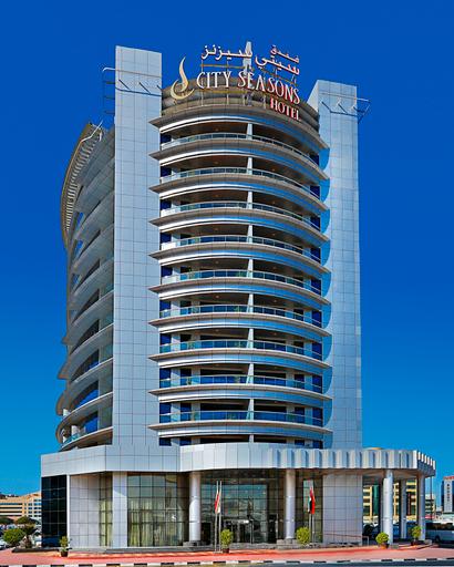 City Seasons Hotel Dubai,