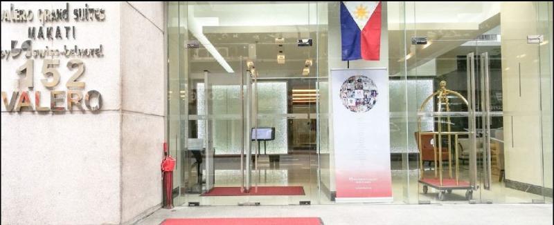 Valero Grand Suites, Makati City