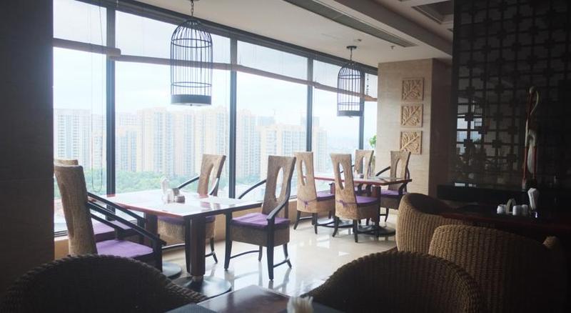 Narada Boutique Hotel Yiwu Huafeng, Jinhua