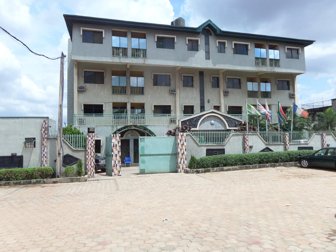 Scrolab Executive Hotel, IbadanSouth-West
