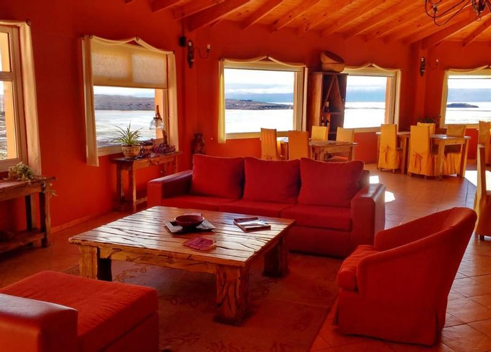 Aikendor, Lago Argentino