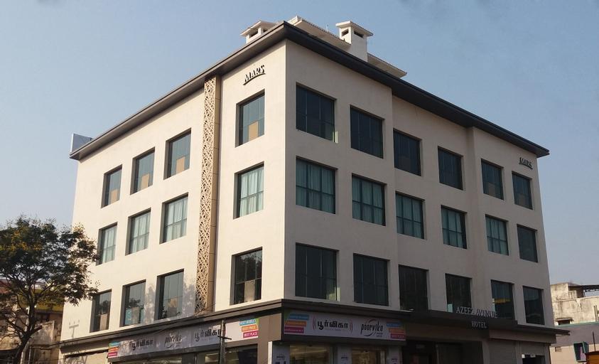 Azeez Avenue hotel, Kancheepuram