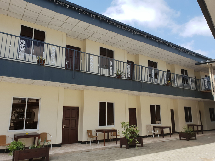 Zin Resort Paramaribo, Rainville