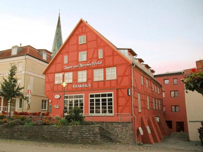 Märchenhotel Bergen, Vorpommern-Rügen