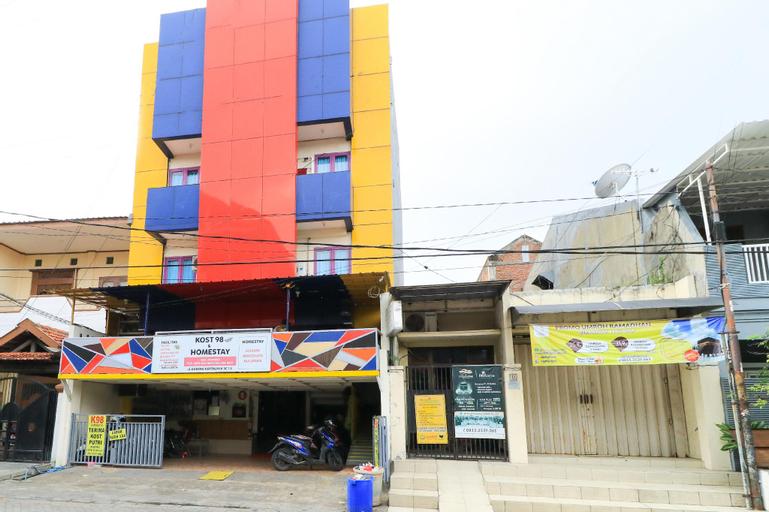 Homestay K98, Surabaya