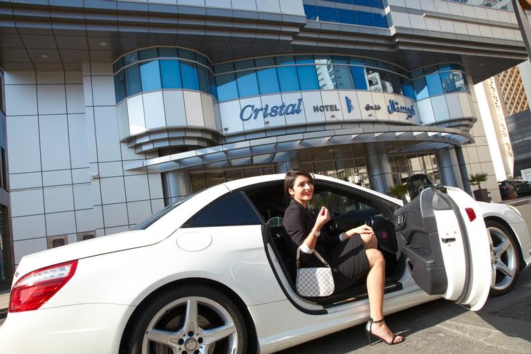 Cristal Hotel Abu Dhabi,
