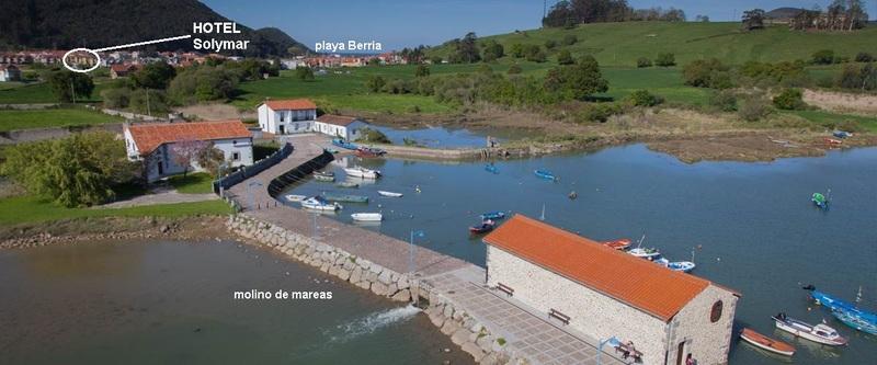 Hotel Solymar, Cantabria