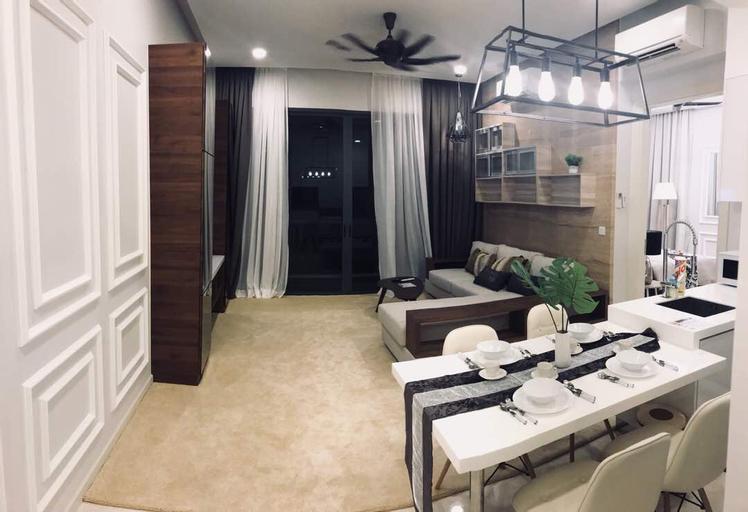 Mid Valley City,KL Eco City,Bangsar,Vogue Suites 1, Kuala Lumpur