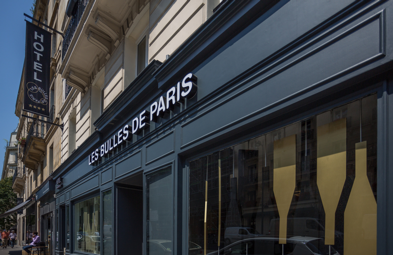 Hotel Les Bulles de Paris, Paris