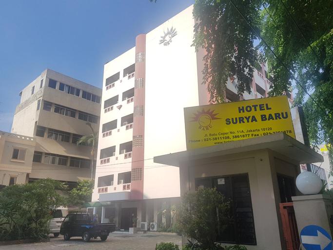 Hotel Surya Baru, Jakarta Pusat