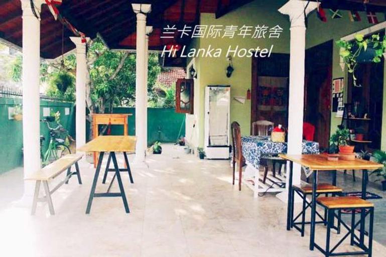 Yoho Hi Lanka Hostel - Negombo, Negombo