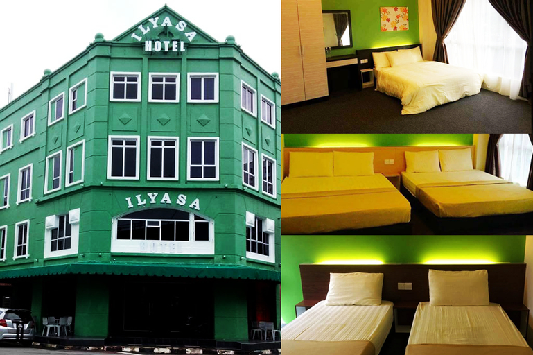 Ilyasa Hotel, Kota Melaka