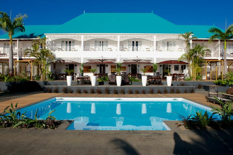 Blue Margouillat Seaview Hotel Relais & Chateaux, Saint-Leu