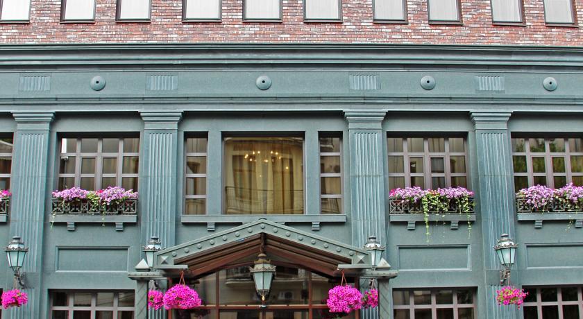 Axelhof Boutique Hotel, Dnipropetrovs'ka