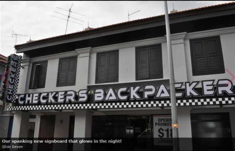 Checkers Backpackers Inn, Rochor