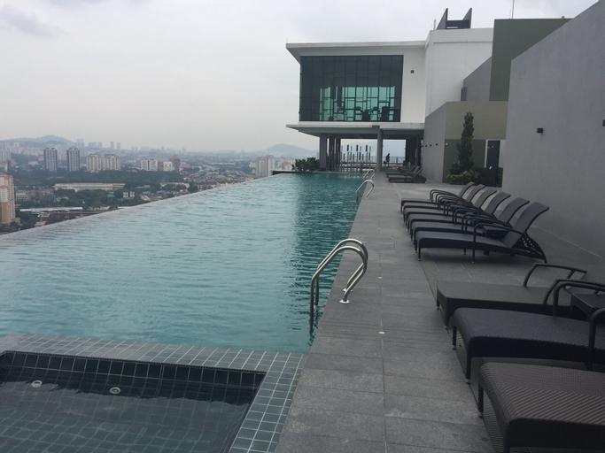 Luxury Duplex at The Reach Titiwangsa, Kuala Lumpur
