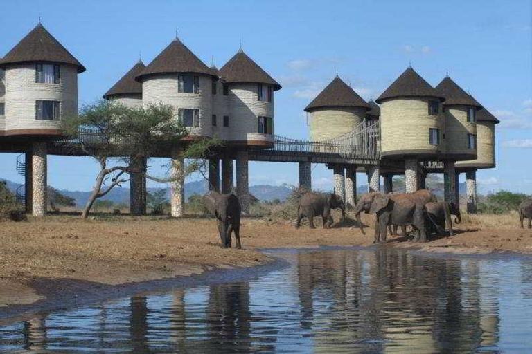 Sarova Salt Lick Game Lodge, Kibwezi East