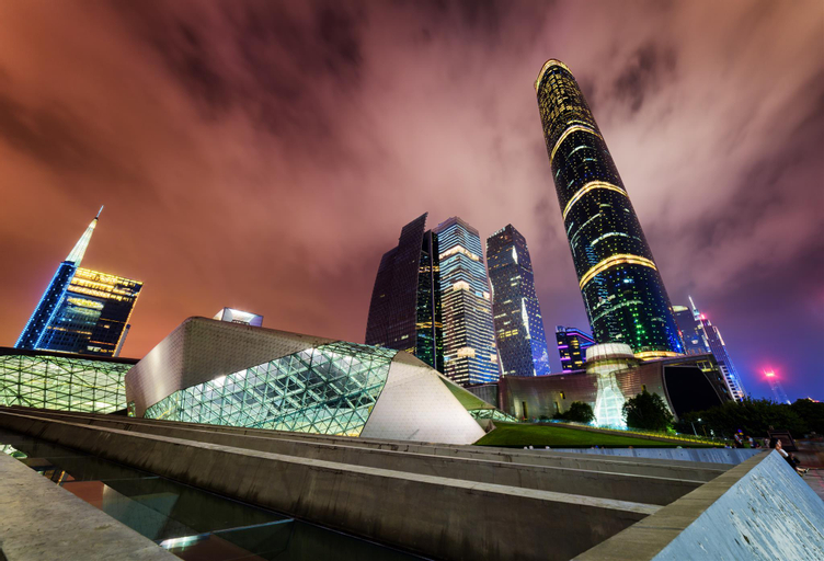 Yicheng Apartment PaZhou Poly World Center, Guangzhou