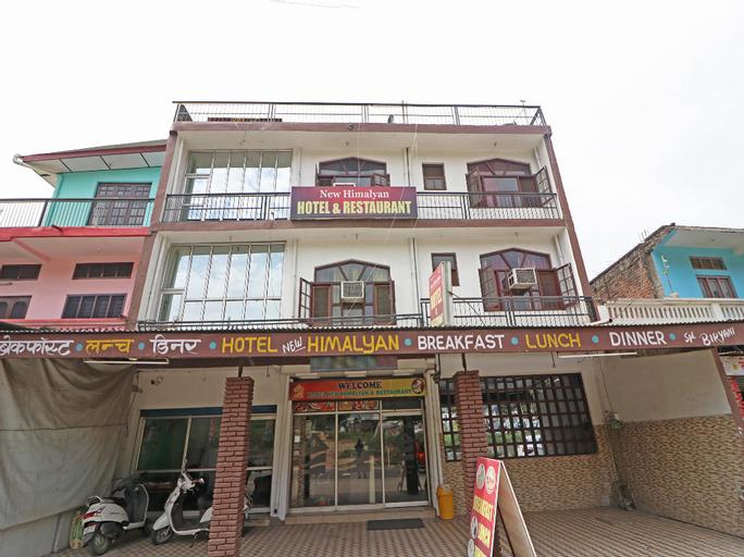 SPOT ON 37009 New Himalayan, Hamirpur
