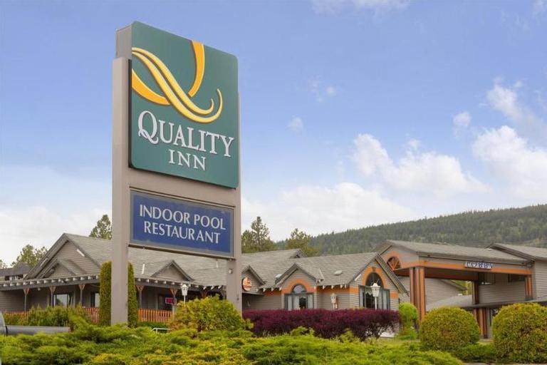 Quality Inn, Thompson-Nicola