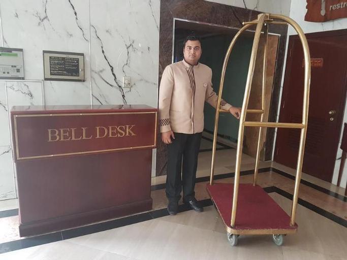 Dubai Grand Hotel by Fortune,