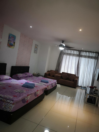 Cozy D'ESPLANADE CITY VIEW #DREAM HOME  #WIFI, Johor Bahru