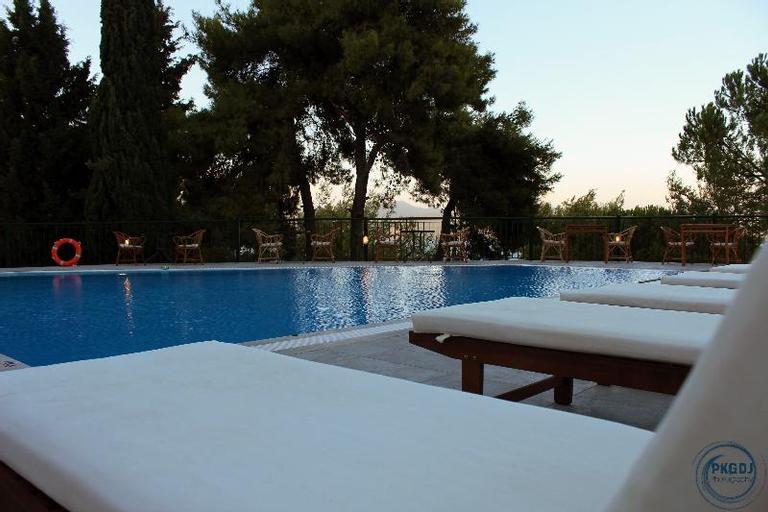 Aliki Hotel, Ionian Islands