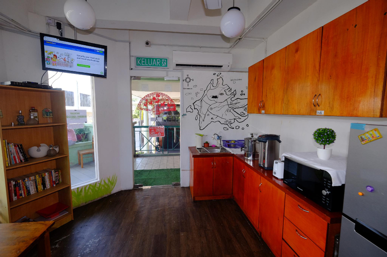 Borneo Venture Hostel, Kota Kinabalu