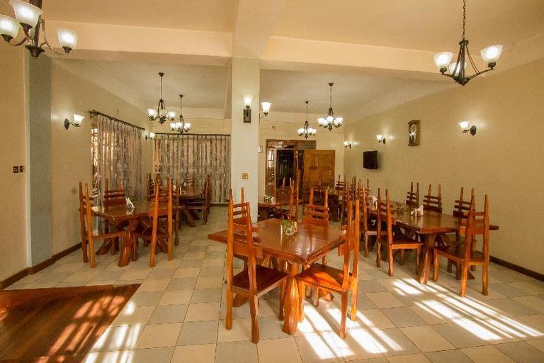 Magharibi Garden Hotel, Kitutu Chache South