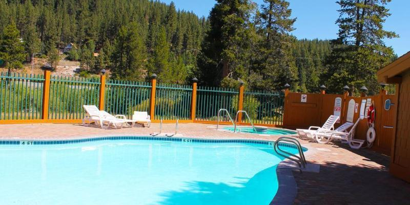 Truckee Donner Lodge, Nevada