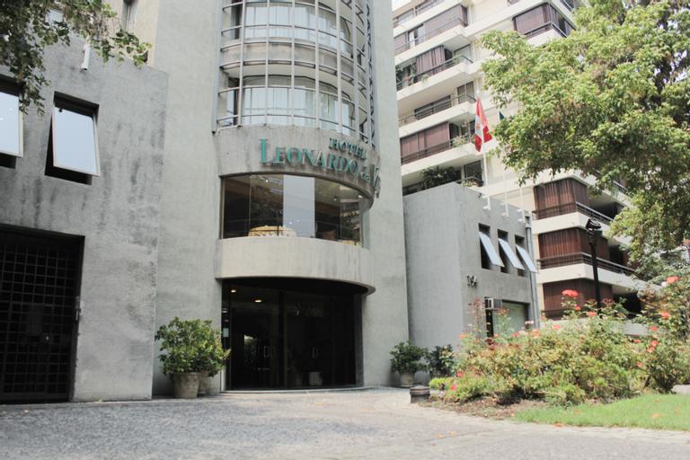 Hotel Leonardo da Vinci, Santiago