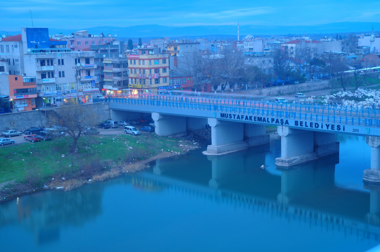 Hande Hotel, Mustafa Kemalpaşa