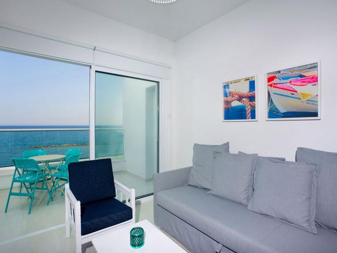 Limassol on the Beach Apartment,