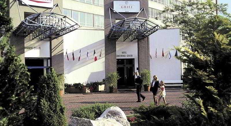 Griff Hotel, Budapesti
