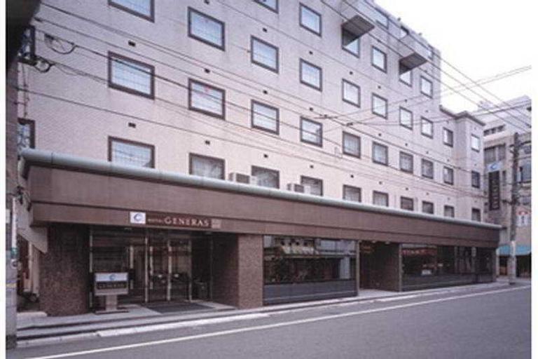 Via Inn Hiroshima-Kanayamacho, Hiroshima