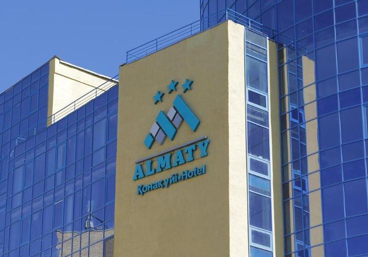 Almaty Hotel, Tselinogradskiy