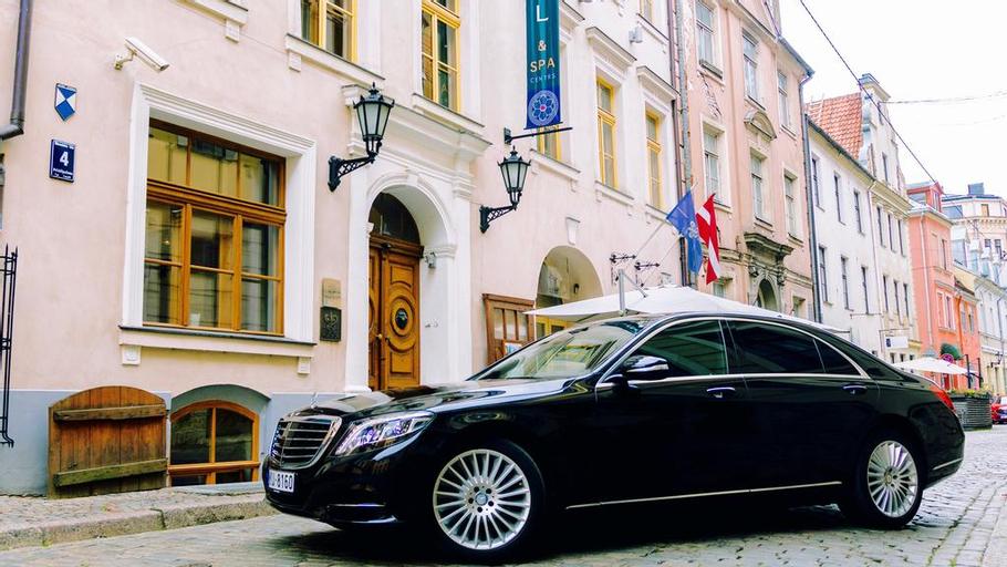 Dome Hotel - Relais & Châteaux, Riga