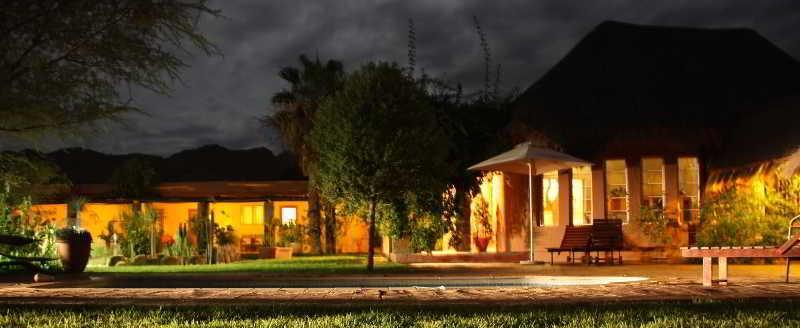 Solitaire Guest Farm, Windhoek Rural