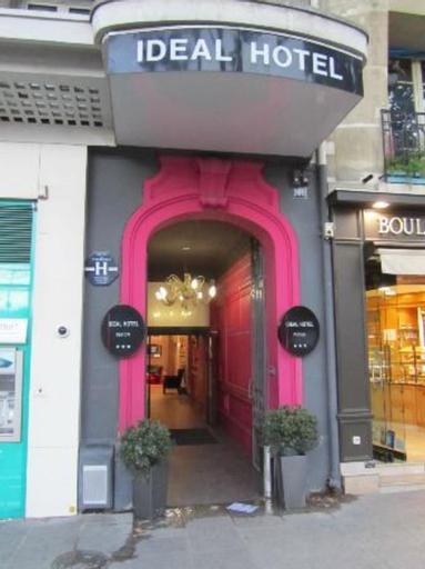Ideal Hotel Design, Paris