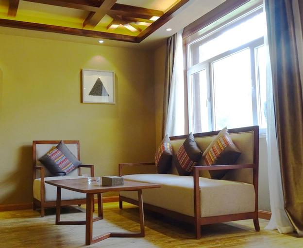 Boyu Resort Hotel, Haibei Tibetan
