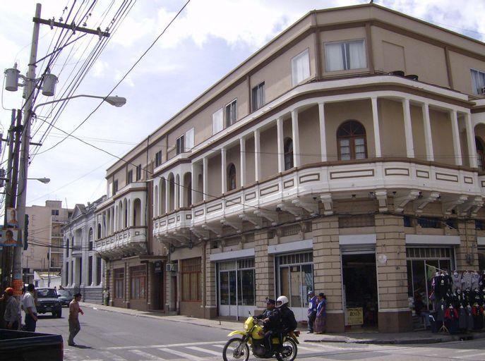 Hotel Panamerican, ZONA 1