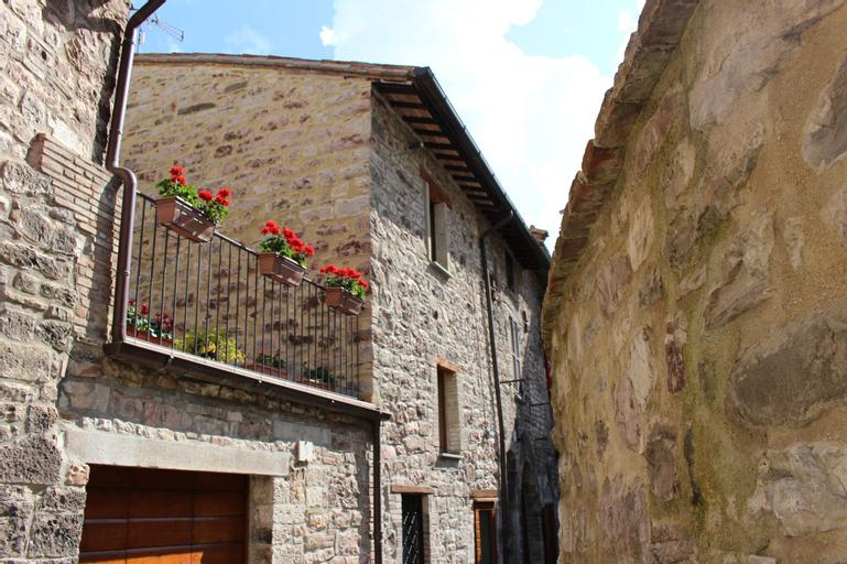 Red House Gubbio, Perugia