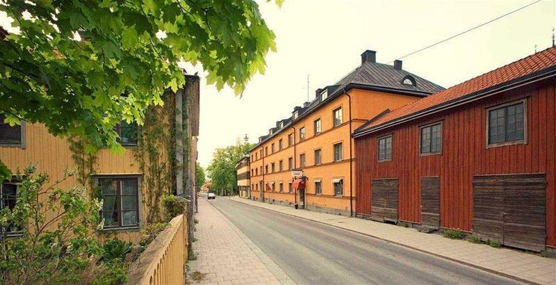 Akademihotellet, Enköping