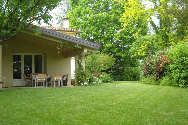 La Casa del Giardiniere, Treviso