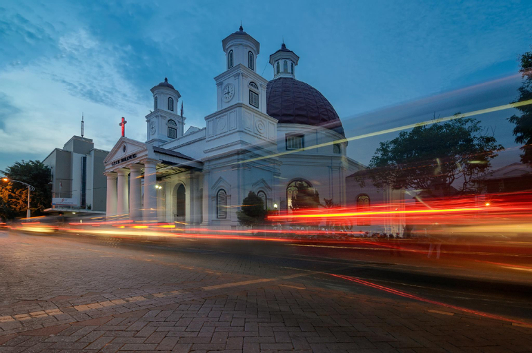 RedDoorz Syariah near Universitas Diponegoro 3, Semarang