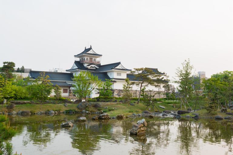 Tsurugi No Yu Dormy Inn Toyama, Toyama