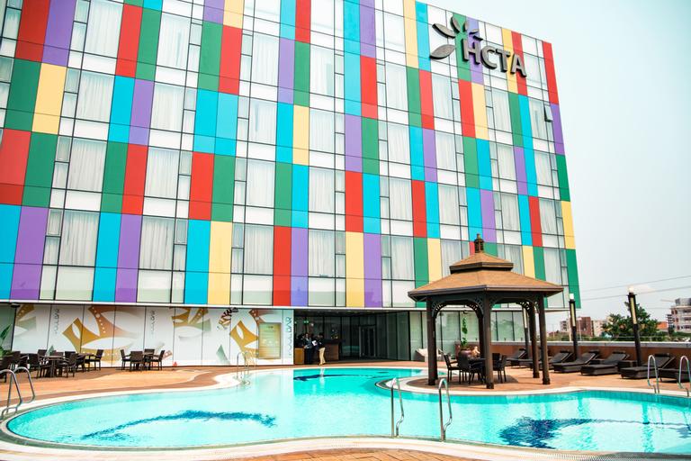 Hotel de Convencoes de Talatona HCTA, Samba