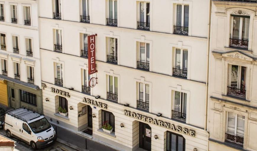 Hotel Ariane Montparnasse by Patrick Hayat, Paris