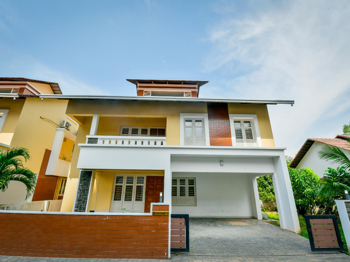 OYO 19588 Luxury Stay, Ernakulam
