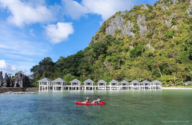 El Nido Resorts Lagen Island, El Nido